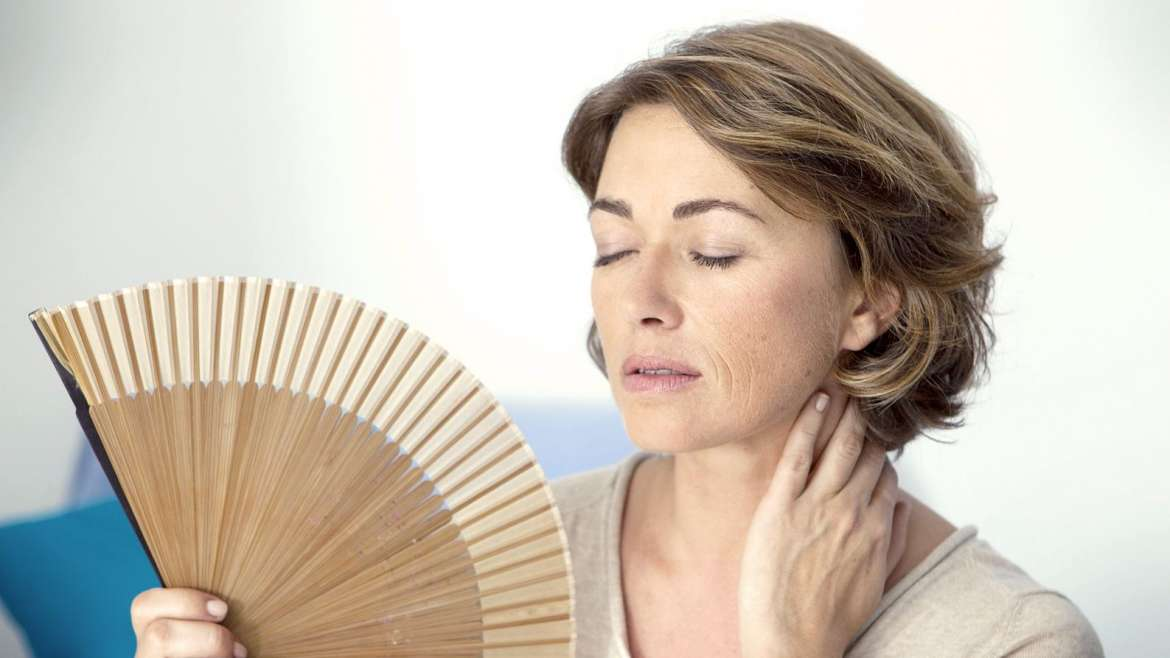 Finding effective, natural relief for menopausal symptoms
